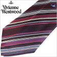 [あす楽対応][送料無料]ヴィヴィアンネクタイ[VivienneWestwood] ヴィヴィアンウエストウッド ( Vivienne Westwood ヴィヴィアン ウエストウッド ブランド ネクタイ )ネクタイ/F520-3-9