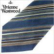 [あす楽対応][送料無料]ヴィヴィアンネクタイ[VivienneWestwood] ヴィヴィアンウエストウッド ( Vivienne Westwood ヴィヴィアン ウエストウッド ブランド ネクタイ )ネクタイ/F520-4-9