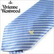 [送料無料]ヴィヴィアンネクタイ[VivienneWestwood] ヴィヴィアンウエストウッド ( Vivienne Westwood ヴィヴィアン ウエストウッド ブランド ネクタイ )ネクタイ/F624-3-9 [新生活応援]