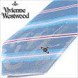 [送料無料]ヴィヴィアンネクタイ[VivienneWestwood] ヴィヴィアンウエストウッド ( Vivienne Westwood ヴィヴィアン ウエストウッド ブランド ネクタイ )ネクタイ/F628-4-9