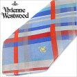 [送料無料]ヴィヴィアンネクタイ[VivienneWestwood] ヴィヴィアンウエストウッド ( Vivienne Westwood ヴィヴィアン ウエストウッド ブランド ネクタイ )ネクタイ/F629-5-9