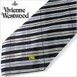 [送料無料]ヴィヴィアンネクタイ[VivienneWestwood] ヴィヴィアンウエストウッド ( Vivienne Westwood ヴィヴィアン ウエストウッド ブランド ネクタイ )ネクタイ/F656-3-9