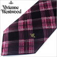 [送料無料]ヴィヴィアンネクタイ[VivienneWestwood] ヴィヴィアンウエストウッド ( Vivienne Westwood ヴィヴィアン ウエストウッド ブランド ネクタイ )ネクタイ/F657-2-9 [新生活応援]