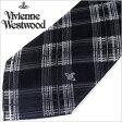 [送料無料]ヴィヴィアンネクタイ[VivienneWestwood] ヴィヴィアンウエストウッド ( Vivienne Westwood ヴィヴィアン ウエストウッド ブランド ネクタイ )ネクタイ/F657-6-9 [新生活応援]