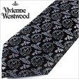 ヴィヴィアンウエストウッド [Vivienne Westwood] ヴィヴィアン 高級 ネクタイ [高級ブランド] 送料無料 [新生活応援]