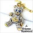 [送料無料]ヴィヴィアンウエストウッドネックレス[VivienneWestwoodペンダント]( Vivienne Westwood ネックレス ヴィヴィアン ウエストウッド ペンダント )リトル パヴェ テディ(LITTLE PAVE TEDDY)/レディース/N-LITTLE-TEDDY