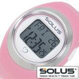 [あす楽対応][[]ソーラス腕時計[SOLUS時計]( SOLUS 腕時計 ソーラス 時計 )心拍時計(ハートレートモニター)/メンズ/レディース/男女兼用時計/01-800-07