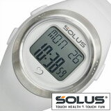 [あす楽対応][[]ソーラス腕時計[SOLUS時計]( SOLUS 腕時計 ソーラス 時計 )心拍時計(ハートレートモニター)/メンズ/レディース/男女兼用時計/01-800-20