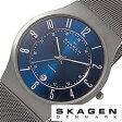 スカーゲン腕時計 SKAGEN時計 SKAGEN 腕時計 スカーゲン 時計 メンズ[プレゼント/ギフト/祝い] [ クリスマス ]