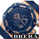 ブレラオロロジ 腕時計 Brera Orologi ブレラオロロジ腕時計 ブレラ オロロジ 時計[ BRERAOROLOGI ]ブレラ腕時計[ ブレラ時計 ]スーパー スポルティーボ 48MM[SUPERSPORTIVO 48MM] メンズ時計 BRSSC4910[新作 レア 人気 ブランド ラバー ベルト 激安][送料無料]
