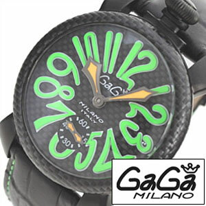 �����ߥ���ӻ���[GaGaMILANO����](GaGaMILANO�ӻ��ץ����ߥ�λ���)�ޥ̥�����48MM��ߥƥåɥ��ǥ������(MANUALE48MMLIMITEDEDITION)/��󥺻���GG-5016.3