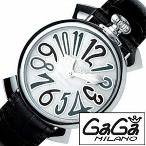 ガガミラノ [ GaGaMILANO ] ガガミラノ 時計 ガガ ミラノ [ GaGa MILANO ] ガガミラノ 腕時計 [ GaGaMILANO腕時計 ] ガガ時計 マヌアーレ マニュアーレ メンズ レディース 40MM アッチャイオ ( MANUALE 40MM ACCIAIO ) GG-5020.5 [ ガガミラノ GaGaMILANO ] ガガミラノ 時計 GaGaMILANO 時計 [ ガガ ミラノ GaGa MILANO ] ガガミラノ腕時計 GaGaMILANO腕時計 [ ガガ時計 GaG