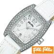 フォリフォリ腕時計[ FolliFollie腕時計 ]フォリフォリ 時計 FolliFollie 時計 フォリフォリ 腕時計 Folli Follie フォリ フォリ FolliFollie時計 フォリフォリ時計/レディース/レディース腕時計/レディース時計/S922ZI-SLV-WHT[新作/人気/生活/防水][送料無料][lfw][lpw]