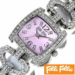 フォリフォリ腕時計 [ FolliFollie腕時計 ] フォリフォリ 時計 FolliFollie 時計 フォリフォリ 腕時計 Folli Follie フォリ フォリ FolliFollie時計 フォリフォリ時計 レディース WF5T120BPP [ 人気 定番 プレゼント ギフト お祝い ] [ 20代 30代 40代 50代 60代 ][ 父の日 ][ 誕生日 ][ ハイブリッドスタイルは各種プレゼント・ギフトに対応いたします! ]