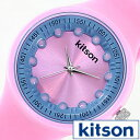【正規品】 キットソン 腕時計 KITSON LA 時計 レ...