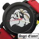 エンジェルクローバー 腕時計 Angel Clover 時計 レフトクラウン ネスタ NESTA BRAND コラボ メンズ LC45BBNS デザイン
