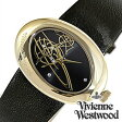 ヴィヴィアン 時計 VivienneWestwood 時計 ヴィヴィアンウエストウッド 腕時計 Vivienne Westwood 腕時計 ヴィヴィアン 腕時計 ヴィヴィアンウェストウッド/ビビアン時計/ヴィヴィアン時計/Vivienne時計/ Ellipse レディース VV014GD[送料無料][新生活]
