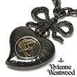 ヴィヴィアン 時計 VivienneWestwood 時計 ヴィヴィアンウエストウッド 腕時計 Vivienne Westwood 腕時計 ヴィヴィアン ウエストウッド 時計 ビビアンウエストウッド/ビビアン/ヴィヴィアン/Vivienne/ Diamante Heart Ribon レディース VV018BKBK [ クリスマス ]