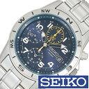 セイコー 腕時計 SEIKO 時計 クロノグラフ メンズ S...