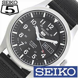 セイコー 腕時計 SEIKO 時計 セイコー5 セイコーファイブ 自動巻き 海外モデル メンズ SNZG15J1 [ 自動巻き ]