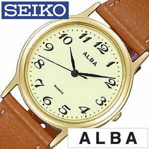 【延長保証対象】セイコー 腕時計 SEIKO 時計 セイコー腕時計 SEIKO腕時計 アルバ ALBA メンズ AIGN001 [ メンズ腕時計 腕時計メンズ 革 ビジネス スーツ フォーマル シンプル ][ バーゲン ]