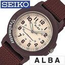セイコー 腕時計 SEIKO 時計 セイコー腕時計 SEIKO腕時計 アルバ ALBA メンズ APBS107 [ メンズ腕時計 腕時計メンズ ナイロン ビジネス スーツ フォーマル シンプル ]