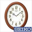 セイコー掛け時計[SEIKO]( SEIKO 掛け時計)掛け 電波 時計/KX343B