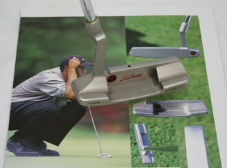 2 ■ Scotty Cameron Tiger Woods 2001 タイガースラムパター 1 / 25