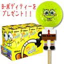 【ホワイトデー ゴルフギフト】【Sponge Bob】【B-ボディティープレゼント】Wilson(ウィルソン)スポンジボブ(Sponge Bob)Titaniumキャラクターゴルフボール 半ダース(6球入)【10P07Nov15】【楽ギフ_包装】
