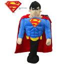 スーパーマン ヘッドカバーキャラクター ドライバー ヘッドカバー