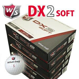 【セットでお得な送料無料】【Wilson/ウィルソン】2015 DX2 SOFT(DX2ソフト) ゴルフボール 5ダース セット (キャスコ/kasco)【10P07Nov15】
