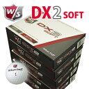 【セットでお得な送料無料】【Wilson/ウィルソン】2015 DX2 SOFT(DX2ソフト) ゴルフボール 5ダース セット (キャスコ/kasco)【10P07N..