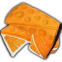 【ScottyCameron】スコッティキャメロン 2015 全米プロゴルフ選手権 The Big Cheese ヘッドカバー(パターカバー) 【HC824】タイトリスト スコッティ キャメロン パターカバー