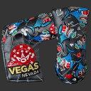 【ScottyCameron】【HC874】スコッティキャメロン 2016 ラスベガス カードシャーク CARD SHARK ヘッドカバー タイトリスト スコッ...