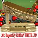 2■【Scotty Cameron】【P432】スコッティキャメロン 2015 ジョーダン・スピース LTD Inspired By Jordan Spieth 34インチパター【10P07Nov15】