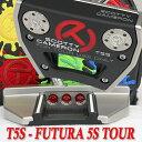【Scotty Cameron】【T692】スコッティキャメロン T5S - FUTURA 5S TOUR サークルT 350G 34インチツアーパター