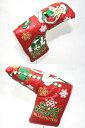 【smtb-f】【YDKG-kj】2■【2010年クリスマス】【送料無料】【HC538】【2009】スコッティキャメロンレナクローズ ヘッドカバー(パターカバー)