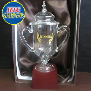 4 ■ trophy beer glasses (present golf competition premium prize)
