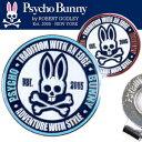 【Psycho Bunny/サイコバニー】 2016年 秋冬モデル PBMG ゴルフマーカー PBMG6FM1 (ボールマーカー ゴルフ用品 ゴルフ)【10P07Nov15】【楽ギフ_包装】