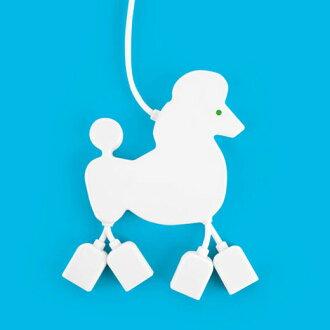 Kikkerland キッカーランド poodle USB hub USB プードルハブ