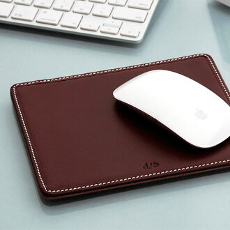 DB leather leather mouse pad