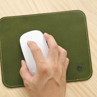 13011 DURAM do lamb leather leather mouse pad [KB087]