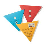 LABORATORIAN ラボラトリアン ハンドメイドレターキット (E)Triangle Envelope [LCL005]