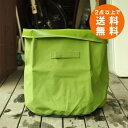 楽天雑貨 HIGHTIDE DAILY DEPOTタープバッグ/TARP BAG タープ(ターポリン)防水 バッグ ラウンド L
