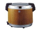 【新品?】側面と上蓋からのダブルヒーター方式を採用!!炊飯器【新品?】タイガー 電子ジャー(保温専用) 2升2合JHA-4000