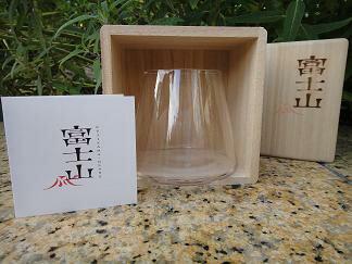 Glass cups tableware, Western instrument viagras sugahara glass sugahara Fuji glass and other glass glass