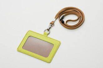 ITOYA as a prime COLOR CHART leather name card holder our office supplies tags