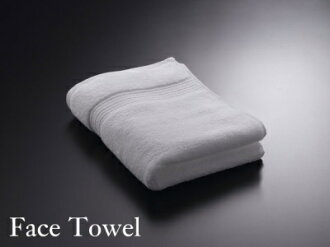 100% of microcotton Micro Cotton Premium premium face towel white towel face towel thick cotton