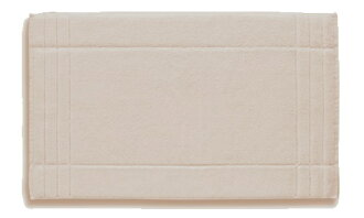 Microcotton Micro Cotton bath mat Mocha foot towel mat bus article towel