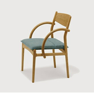 Miyazaki chair mill PECORA village Kazuaki Sawa design peko line terrier, bedding, storing chair chair dining chair wooden oil finish
